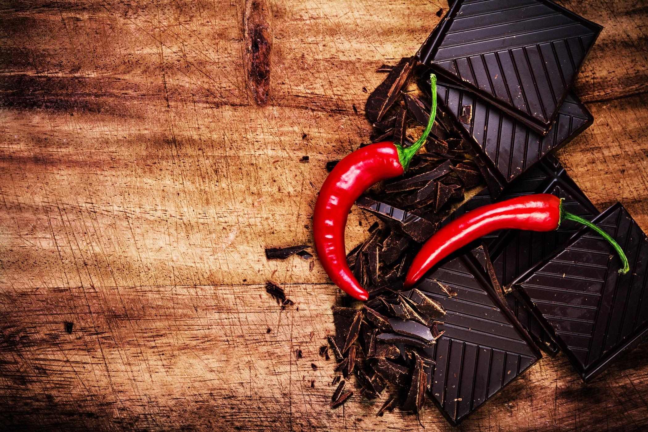 Kärlek het som chili